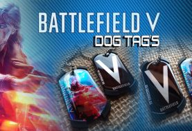 Dog Tag Battlefield V